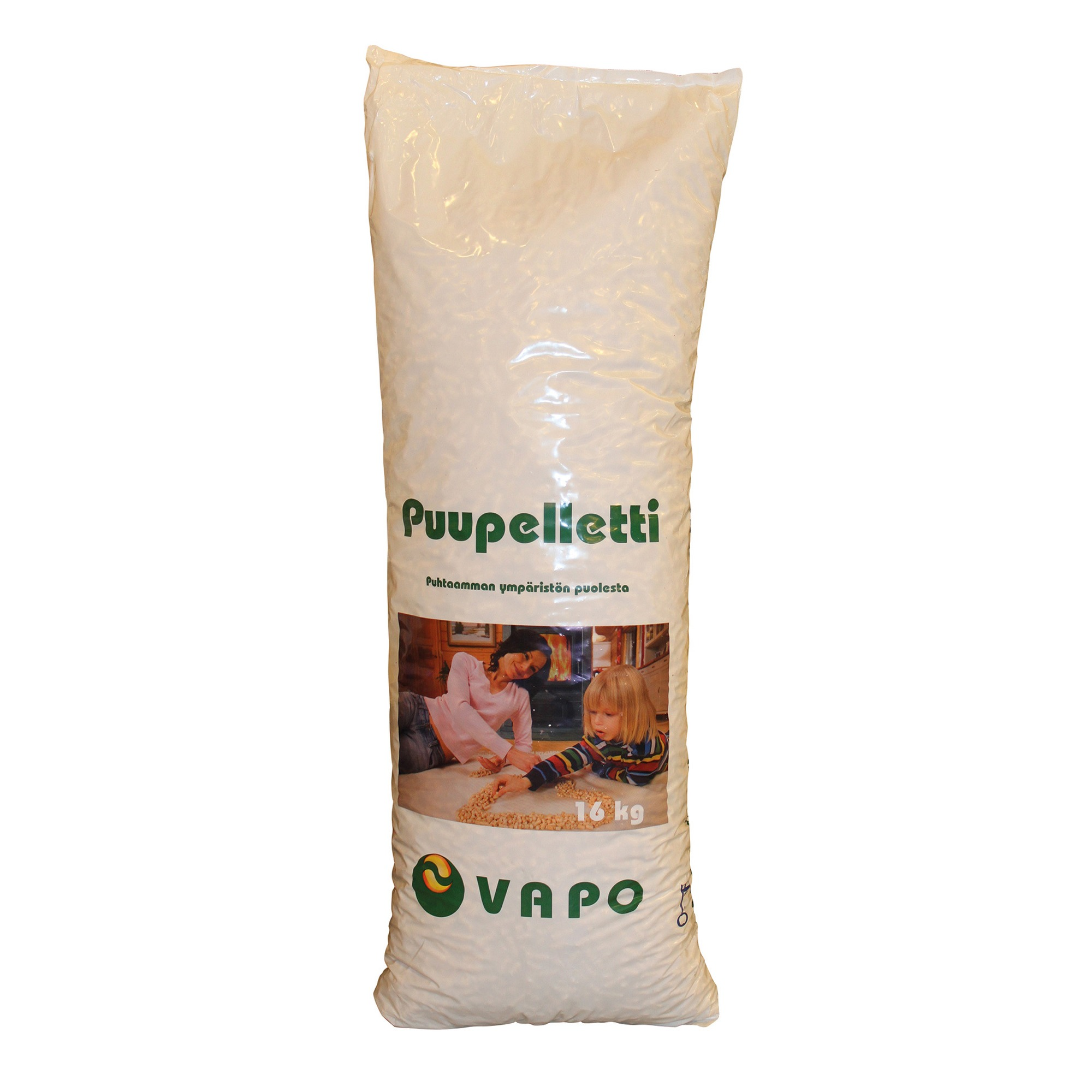 Puupelletti, kotimainen 16 kg
