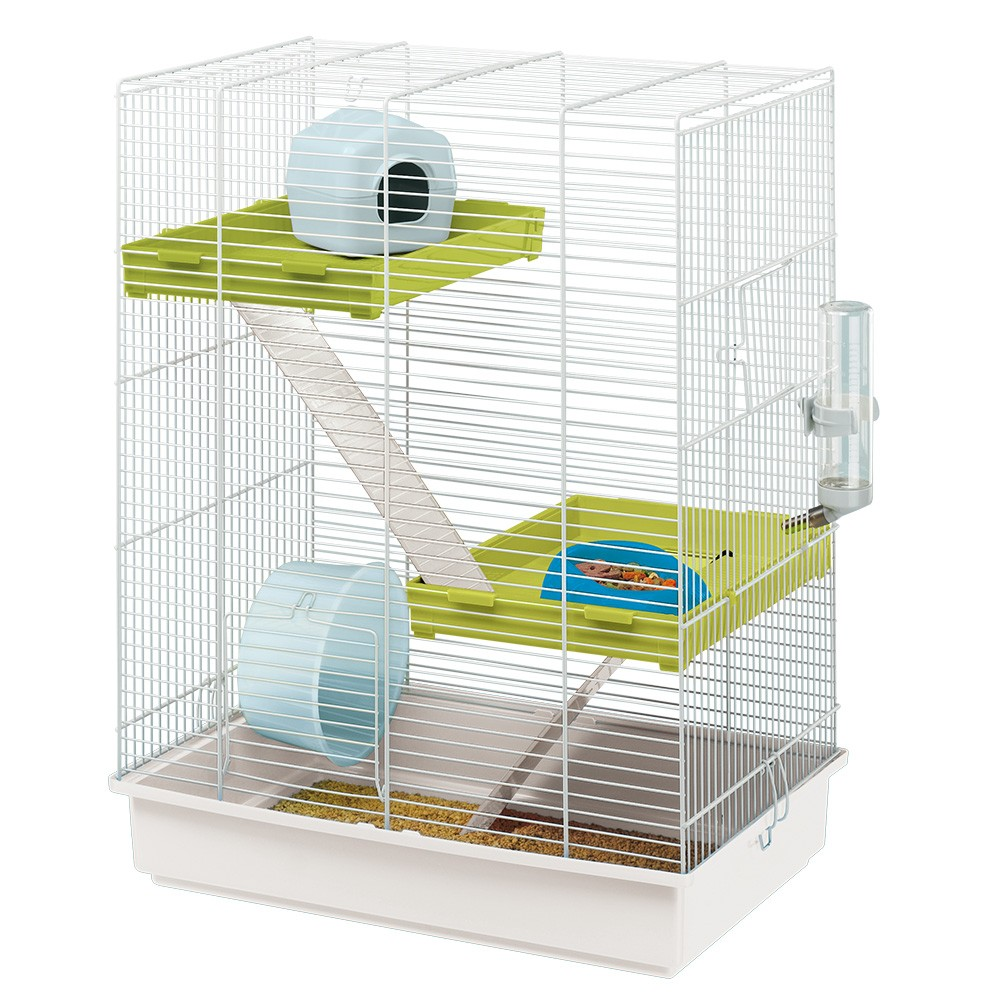 FERPLAST hamsterihäkki TRIS (poistotuote)
