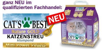 Cat´s best Nature Gold 20L MINI POWER PELLETS TARJOUS!!