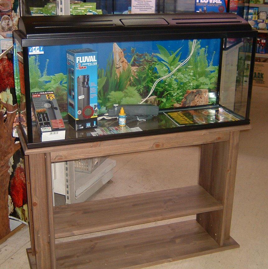Akvaariopöydät