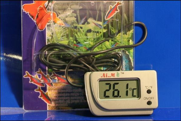 AIM elektroninen lämpömittari