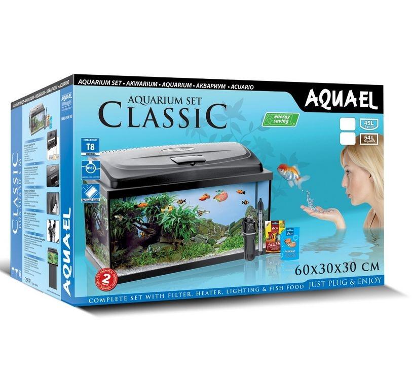 AQUAEL PAP CLASSIC 60 cm, 54 L