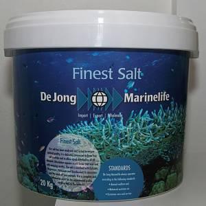Dejong Finest Salt 20kg Merivesisuola