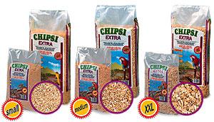 Lehtipuukuivike Chipsi Extra 1kg