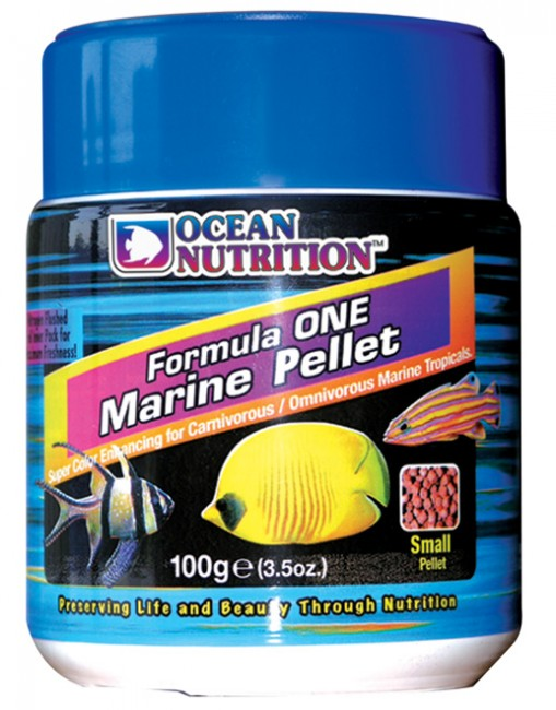 Ocean nutrition Formula one pelletti 100g