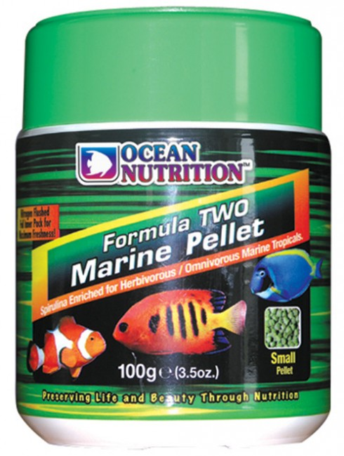 Ocean nutrition formula two pelletti 100g