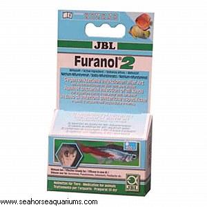 JBL Furanol 20 tablettia