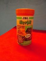 JBL Herbil maakonnien pellettiruoka 250 ml