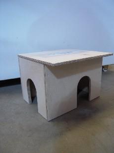 Hamsterimökki 180 x 130 x 125mm