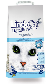 Lindocat Light Ultra White 8L (poistotuote)