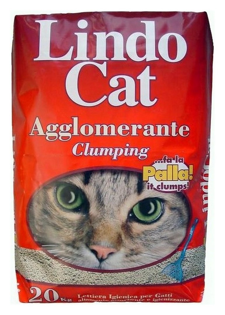 Lindocat 5 x 20 kg (a 18,50 €)