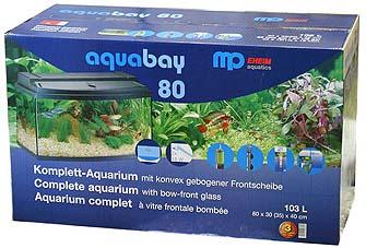 EHEIM Aquabay 104L 80x30(35)x40cm