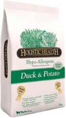 GE Hypo-allergenic Duck & Potato 10kg