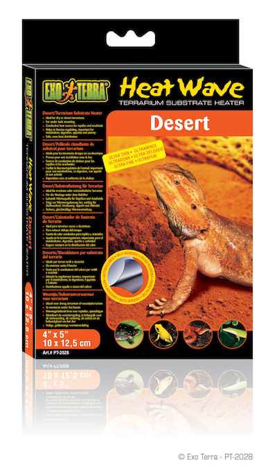 EXOTERRA DESERT lämpömatto