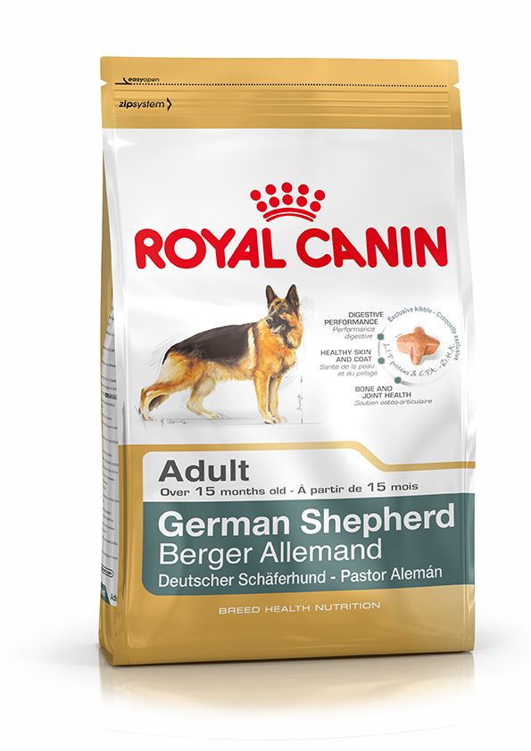 RC German Shepherd Adult 12 kg