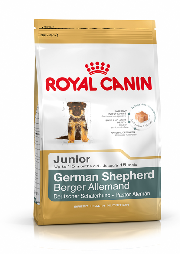 RC German Shepherd Junior 12 kg