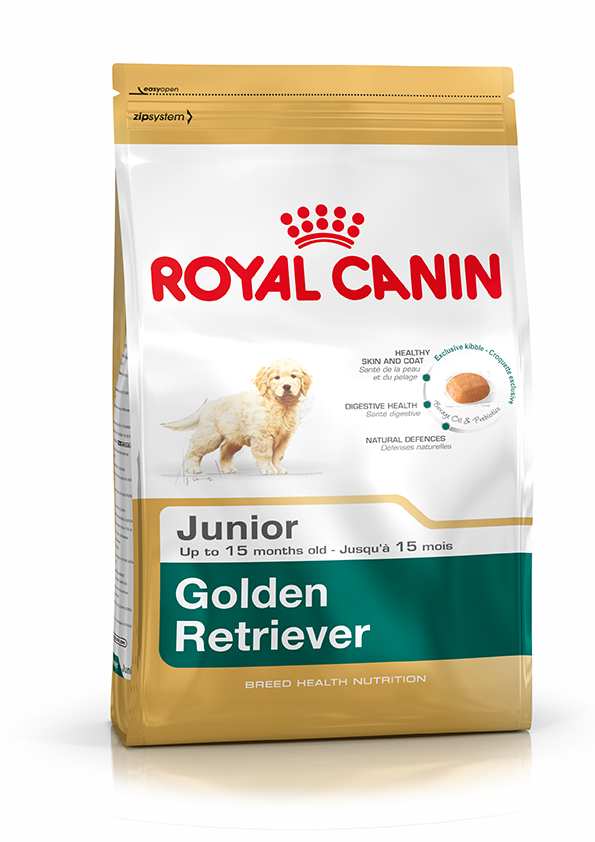 RC Golden retriever Junior 12 kg