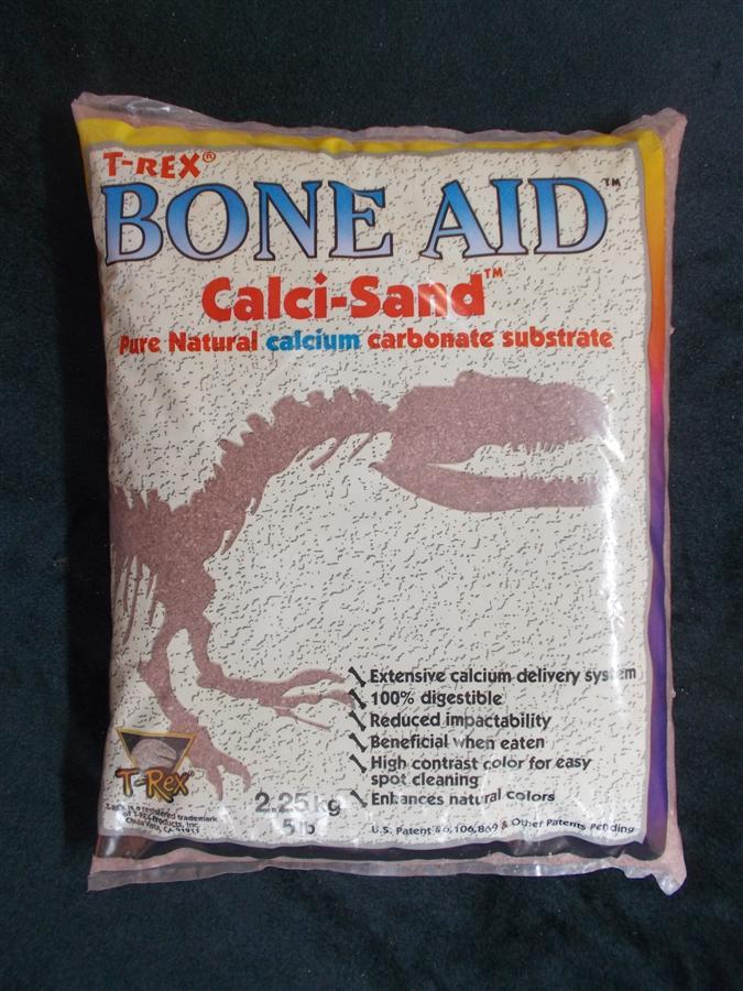 T-REX Bone Aid Calci-Sand 2.25kg