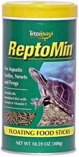 TETRA REPTOMIN kilpikonnan pelletti 1 litra