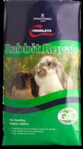 Rabbit Royale Kanin ruokaseos 15kg