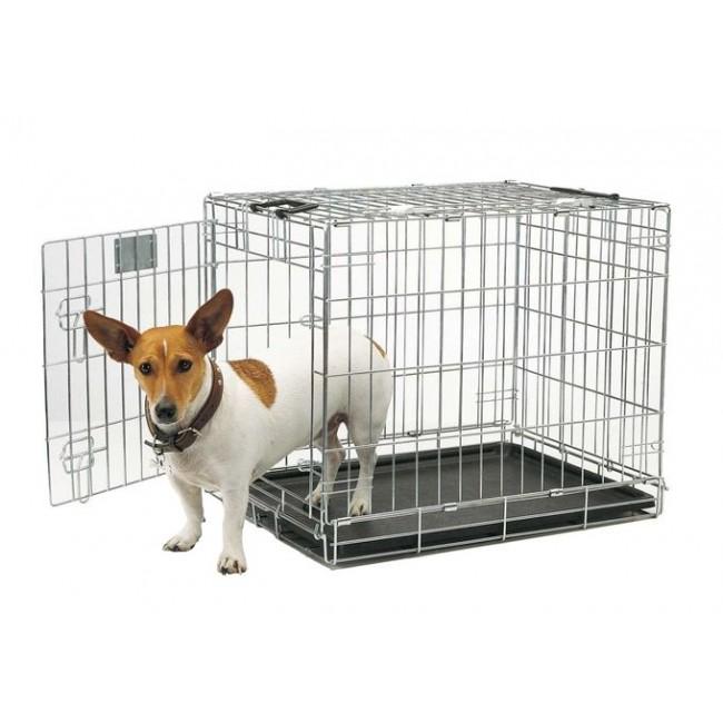 SAVIC koiran häkki 76x53x61cm