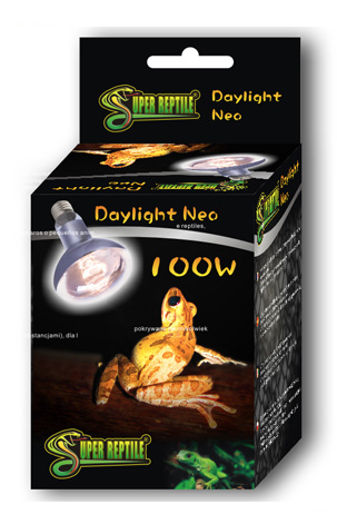 SUPER REPTILE Daylight Neo l�mp�lamppu 100W