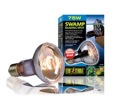 EXOTERRA SWAMP BASKING SPOT lämpölamppu 50W - 100W