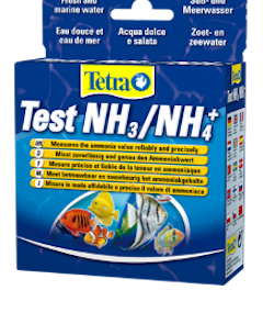 Tetra NH3/NH4-ammoniakkitesti
