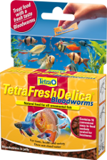 TETRA FRESH DELICA Bloodworms 16x3g