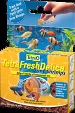 TETRA FRESH DELICA BrineShrimps 16x3g