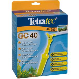 TETRATEC GC 40 pohjanpuhdistin