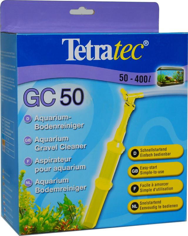 TETRATEC GC 50 pohjanpuhdistin