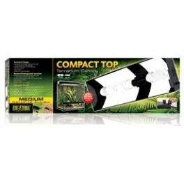 EXOTERRA COMPACT TOP valaisinkansi 60 cm