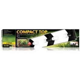 EXOTERRA COMPACT TOP valaisinkansi 90 cm