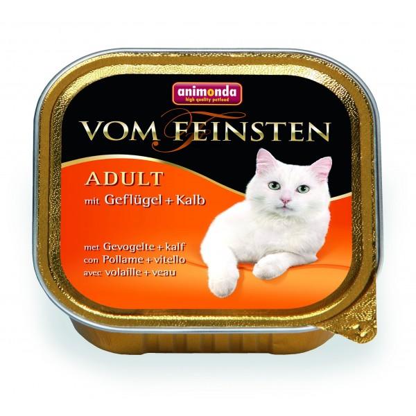 Animonda VOM FEINSTEN CLASSIC 100 g, aikuisille kissoille